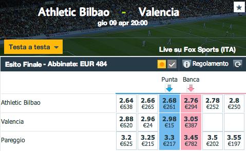 bilbao - valencia